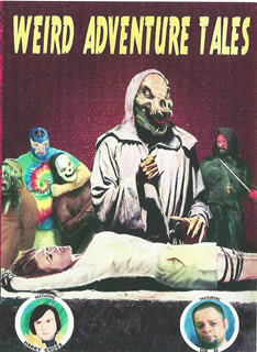 Weird Adventure Tales
